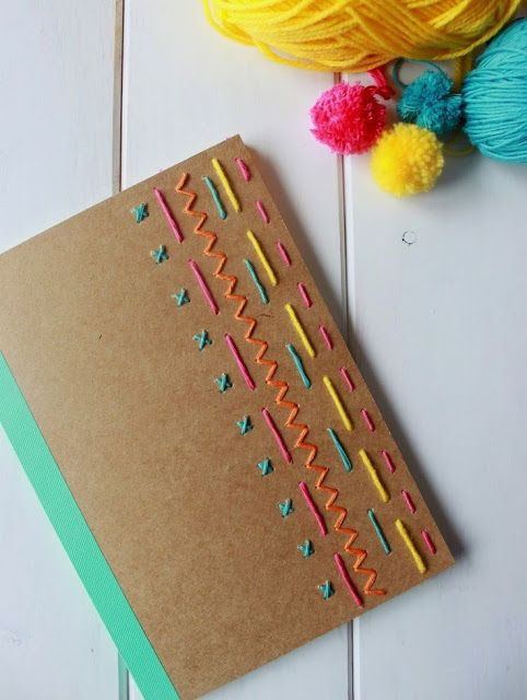 ideas para decorar libretas
