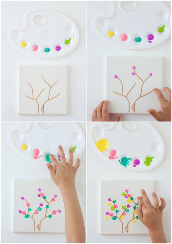 manualidades faciles y bonitas para niños | Decoracion de interiores ...