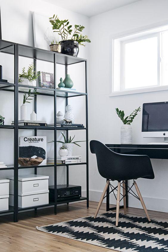 Muebles para cuarto de estudio