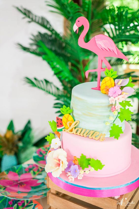 Accessories For Flamingo Party Ideal Party For Summer 2018