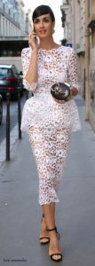 vestidos para buatizo mujer madura