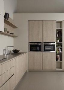 cocinas de madera modernas pequenas (4)