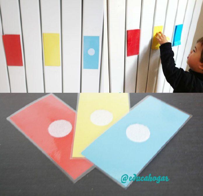 Como enseñar los colores en niños de 2 3 años