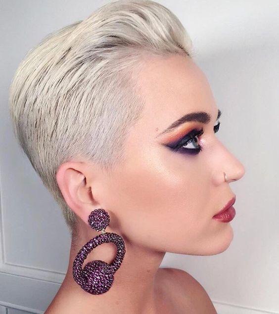 Cortes de cabello pixie en famosas