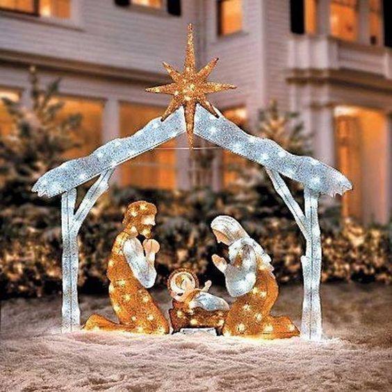 decoracion navidad exterior