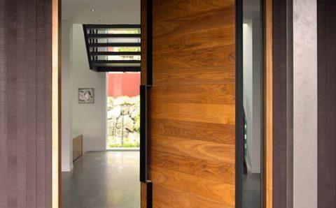 Diseños de puertas principales