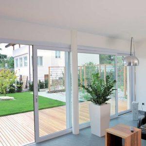 Dise os de puertas principales de aluminio for Puertas de aluminio para habitaciones
