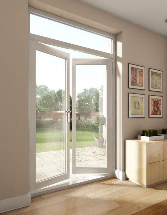 Dise os de puertas principales puertas 2019 2020 - Puerta balconera aluminio ...