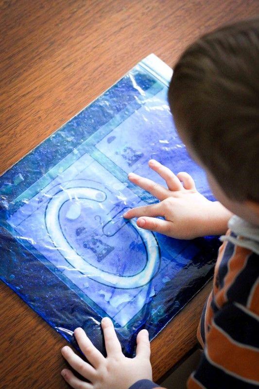 Ejercicios para enseñar a leer a un niño de 5 años