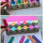 Imágenes de como enseñar los colores