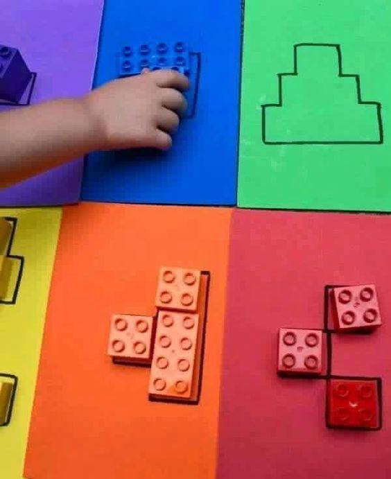 Juegos educativos para aprender los colores