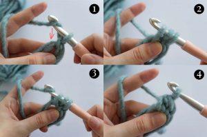 paso a paso como hacer pantunflas modernas crochet