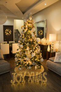 que necesitaras para una decoración de navidad completa