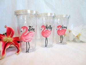 souvenirs para fiesta de flamingos (1)
