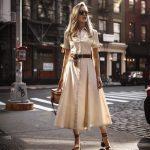 vestidos camiseros elegantes