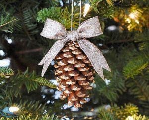 adornos navideños para el pino navideno low cost