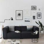 altura estandar de un sofa