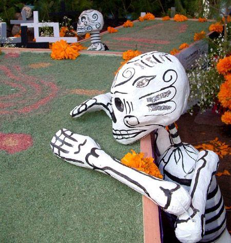 Curiosidades Día de Muertos