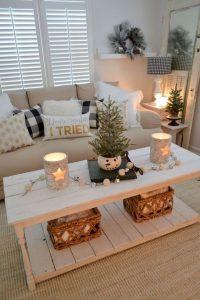 decoracion navidena para sala low cost