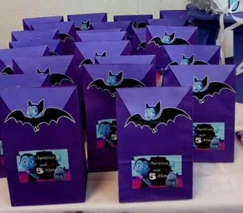 Vampirin candy