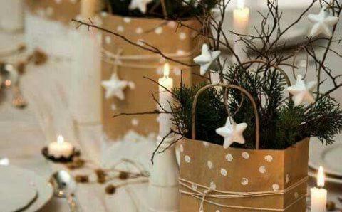 Ideas 'low-cost' para decorar en navidad