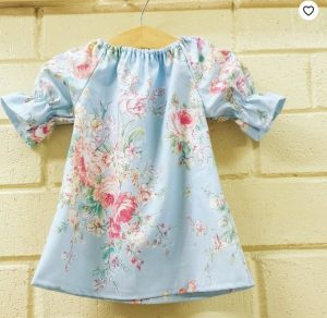 moldes y patrones de vestidos para ninas modernos (8)