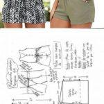 patrones de maxi vestidos con shorts (6)