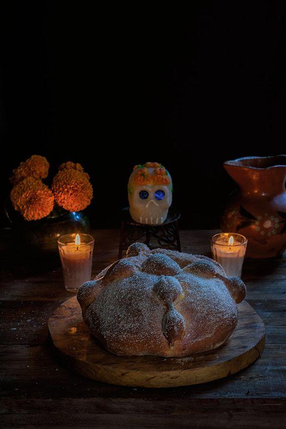 Recetas Día de Muertos