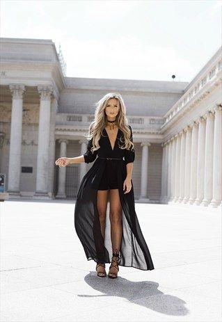 vestido con short abajo como se llama