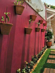 colores para el patio y jardin