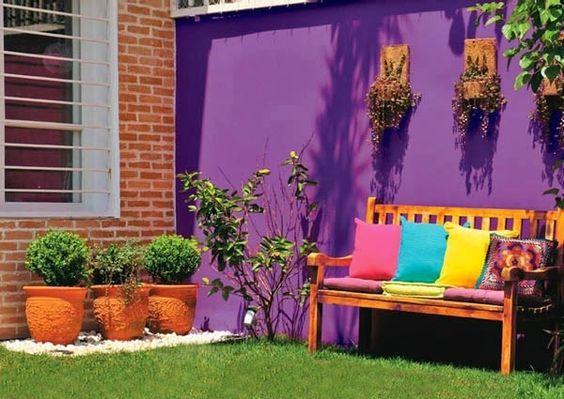 colores para patio exterior
