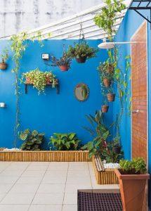 colores para pintar paredes de jardin