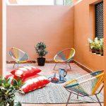 colores para pintar patios pequeños