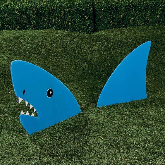 photocall de baby shark