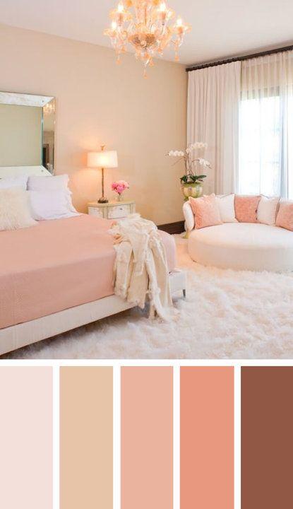 paletas de colores de moda 2019 para decoracion
