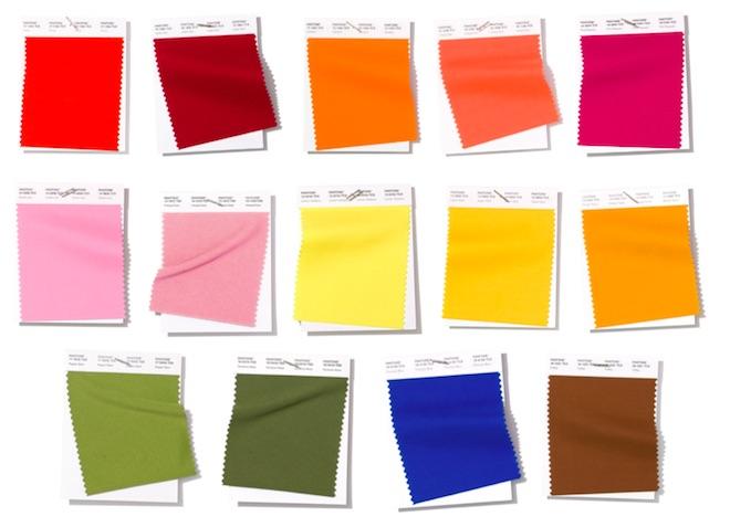 colores de moda para outfits 2019