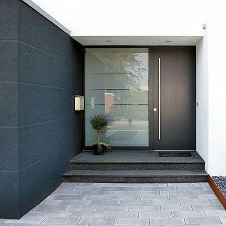 Dise os de entradas y recibidores bonitos y modernos - Recibidores minimalistas ...