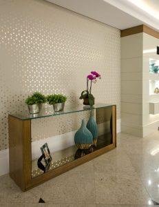 decoracion de recibidores modernos