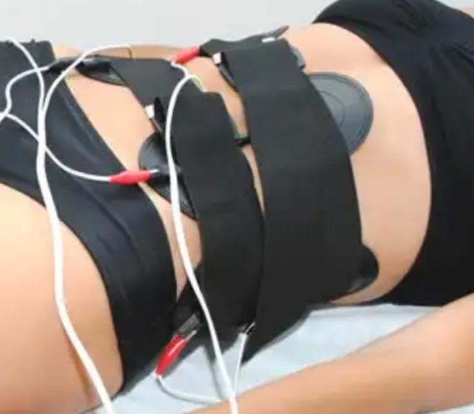 ejercicios para moldear el cuerpo sin ir al gimnasio con electroestimulacion