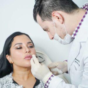 equipo para perfilometria facial