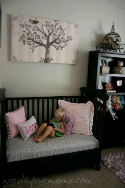 ideas para reutilizar la cuna de tu bebe
