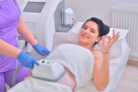 tratamiento estético para adelgazar sin cirugia con criolipolisis