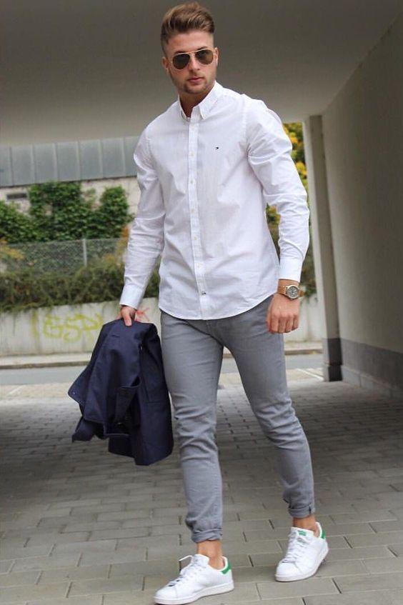 Accesorios para complementar outfits con camisa de vestir