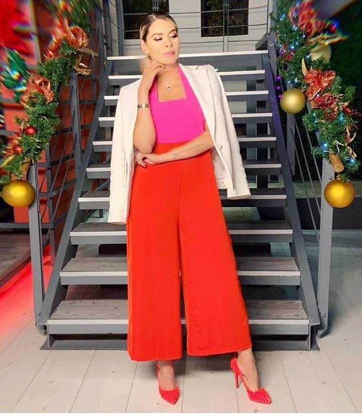 Moda casual para mujeres de 40 años con pantalon