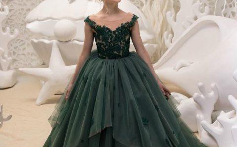 Vestidos de reinas para el día del niño