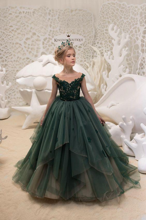 Vestidos de reinas para el día del niño 2019