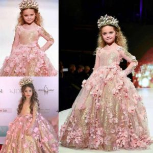 Vestidos de reinas para niñas 2019