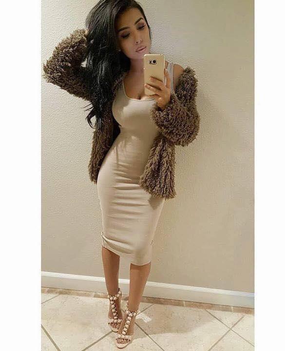 Outfits casuales con vestidos
