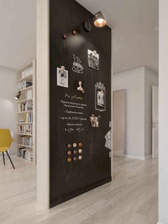 Como dividir un cuarto con madera de triplay