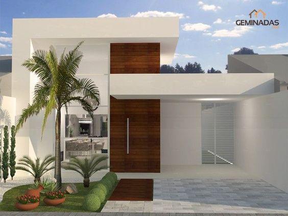 Marca un area visual en el diseño de las fachadas